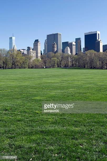 ニューヨークシティーセントラルパーク