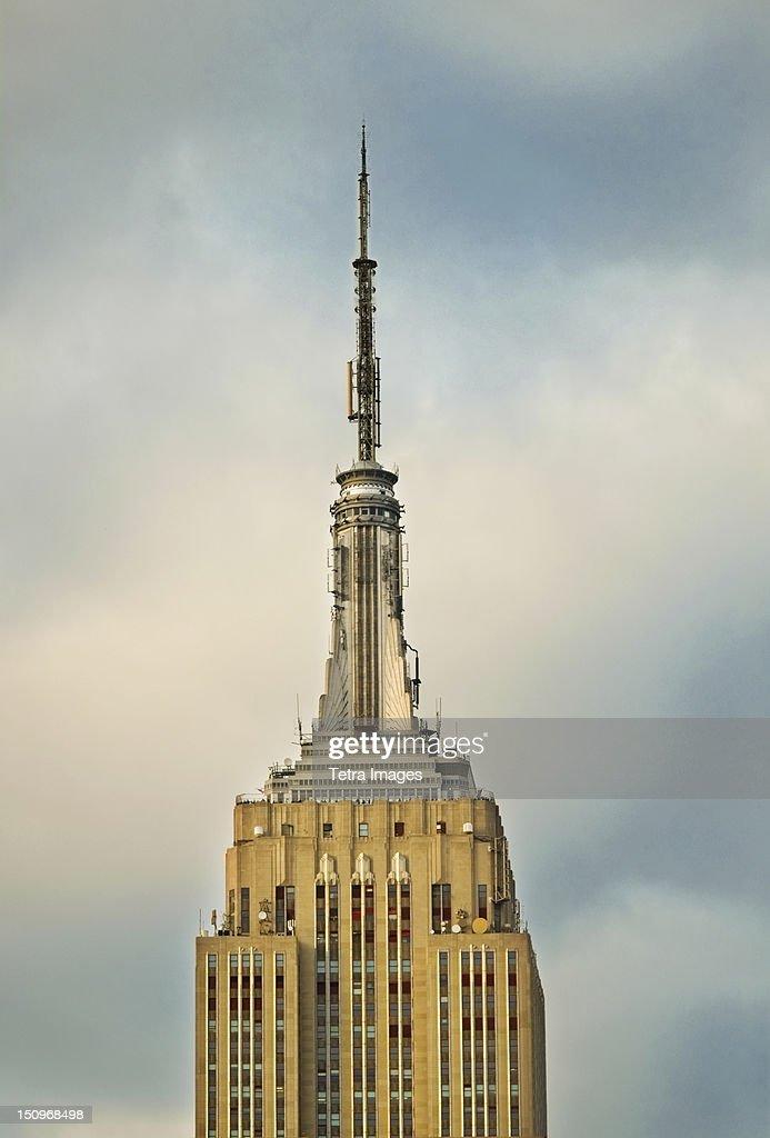 USA, New York City, Empire State Building