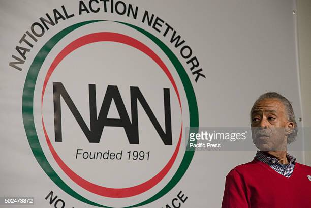 New York City Mayor Bill de Blasio and his daughter Chiara joined Reverend Al Sharpton at the House of Justice the National Action Network's...