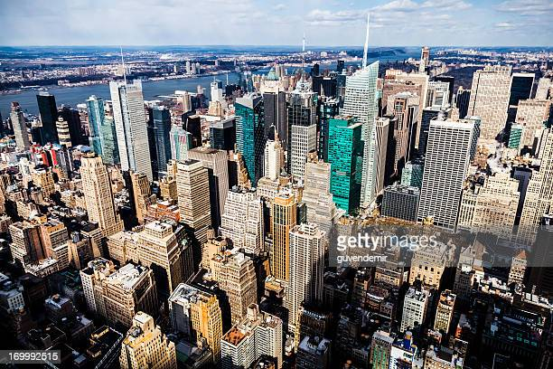 New York City Midtown Skyline