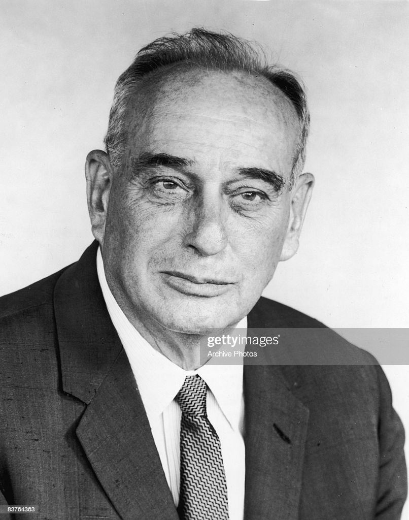 New York City parks department commissioner and World's Fair president Robert Moses circa 1950