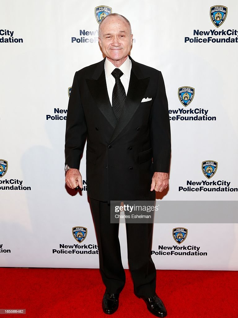 2013 New York Police Foundation Gala