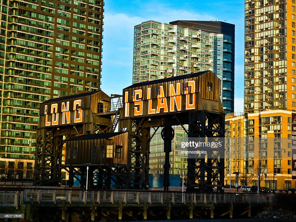 USA, New York City, Queens, Long Island City, View of Queens- Midtown Tunnel
