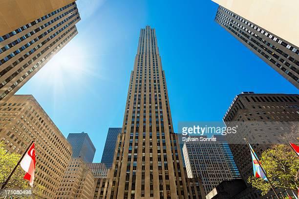 New York City - Rockefeller Building