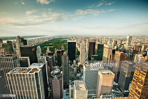 New York City Skyline Central Park