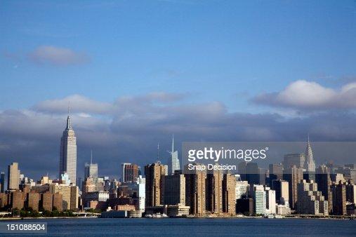 new york skyline view - photo #21