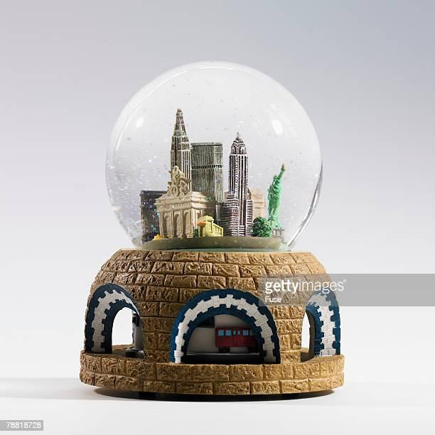 New York City Snowglobe