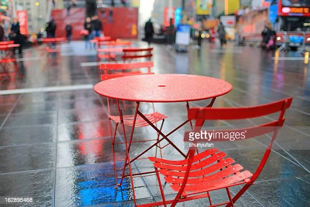 ニューヨーク市:タイムズスクエア