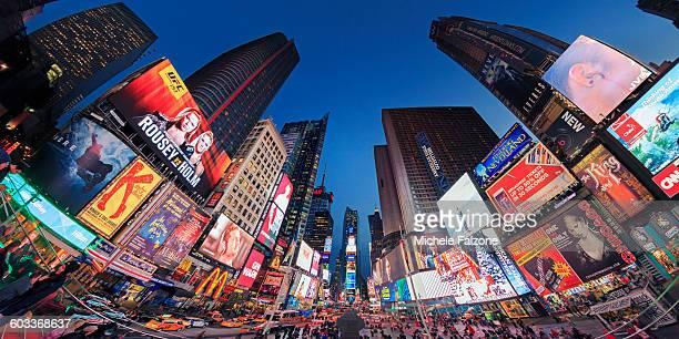 USA, New York City, Times Square
