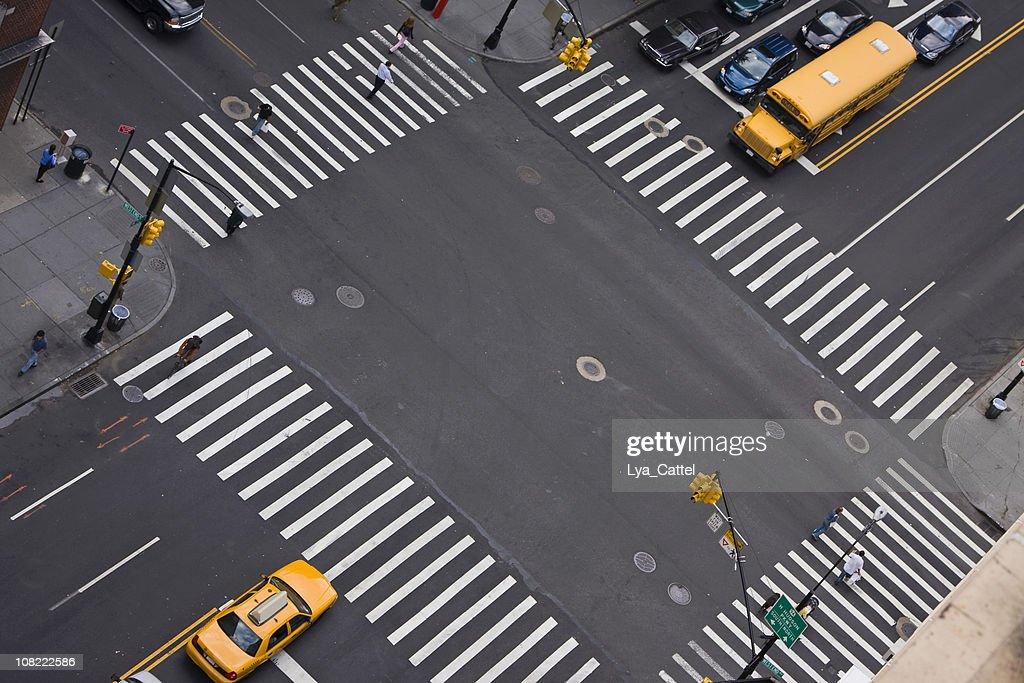 New York City traffic # 6 XL : Stock Photo