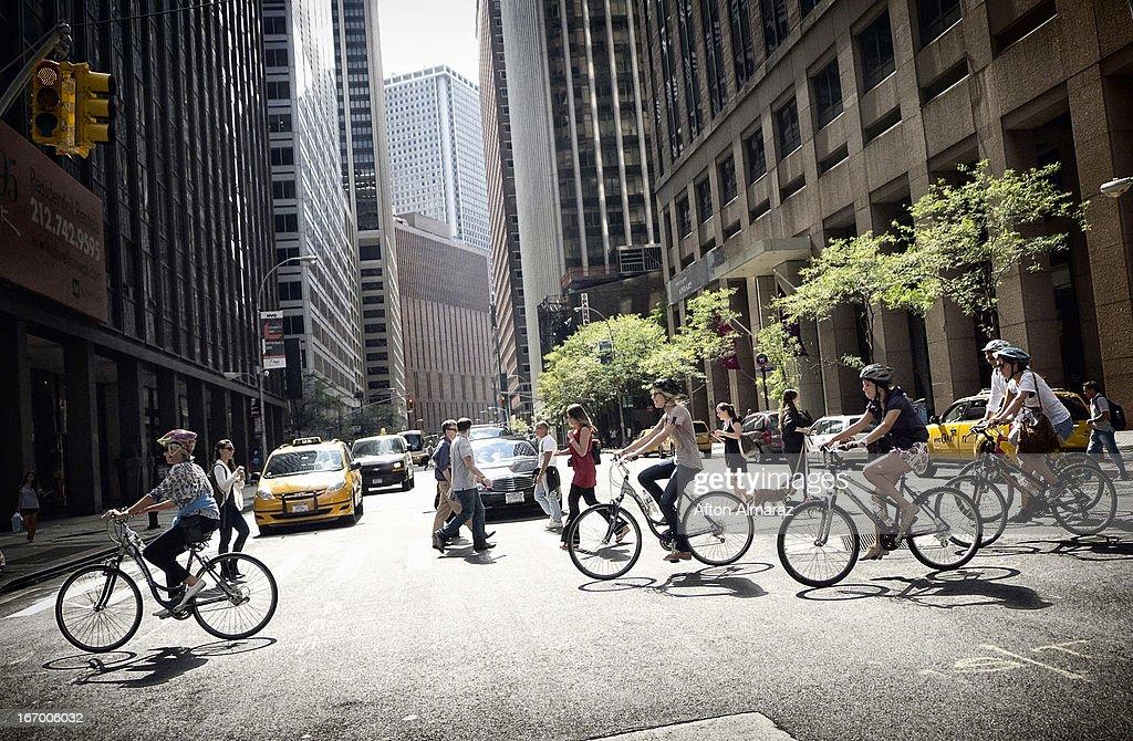New York City Visuals : Stock Photo