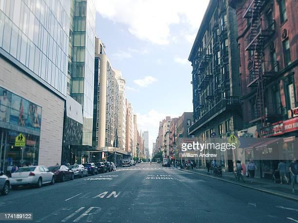 New York City's Upper East Side