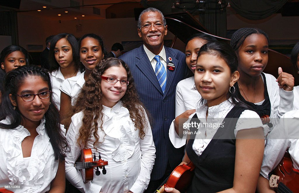 New York Councilman Robert Jackson attends the 6th Annual Ten O'Clock Classics benefit gala at the The Union Square Ballroom on November 10, 2009 in New York City.