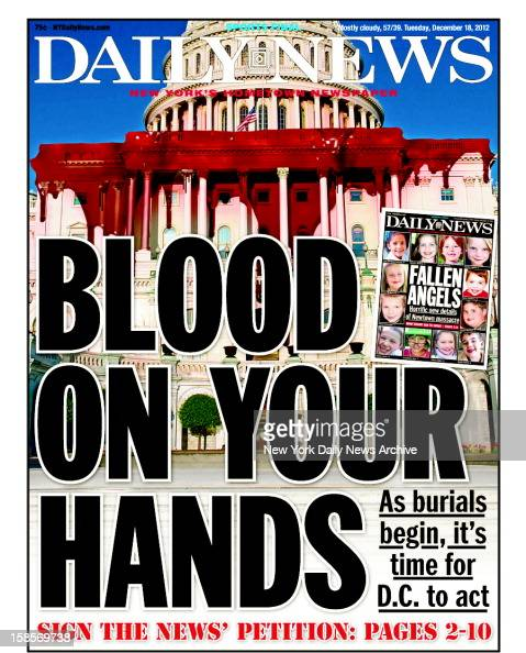 New York Daily News Tuesday: New York Daily News Front Page Stock Photos And Pictures