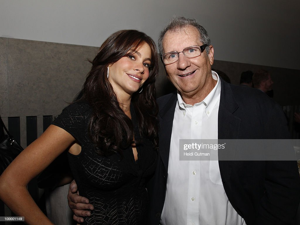 YORK, New York (May 18, 2010) - ABC executives and network talent celebrated the upfront announcements at The Atrium. (Photo by Heidi Gutman/ABC via Getty Images, Co-Chair, Disney Media Networks; President, Disney/ABC Television Group) SOFIA VERGARA, ED O