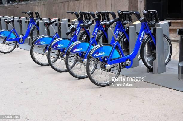 USA, New York, electric-bike