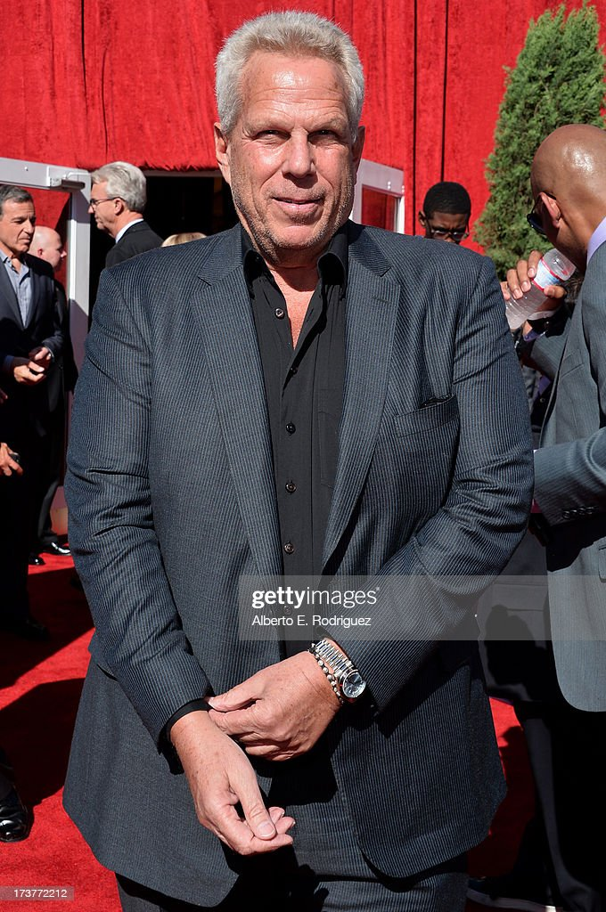 New York Giants chairman and EVP Steve Tisch attends The 2013 ESPY Awards at Nokia Theatre L.A. Live on July 17, 2013 in Los Angeles, California.