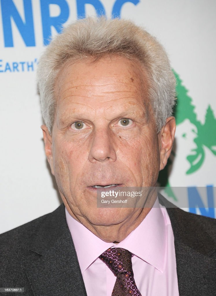 New York Giants co-owner <a gi-track='captionPersonalityLinkClicked' href=/galleries/search?phrase=Steve+Tisch&family=editorial&specificpeople=235783 ng-click='$event.stopPropagation()'>Steve Tisch</a> attends the 2013 National Resource Defense Council Game Changer Awards at the Mandarin Oriental Hotel on March 14, 2013 in New York City.