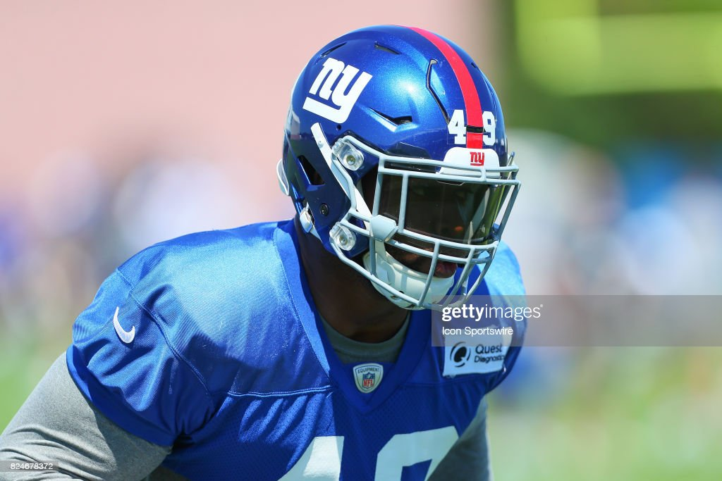 71a64f59 curtis grant 49 new york giants jersey