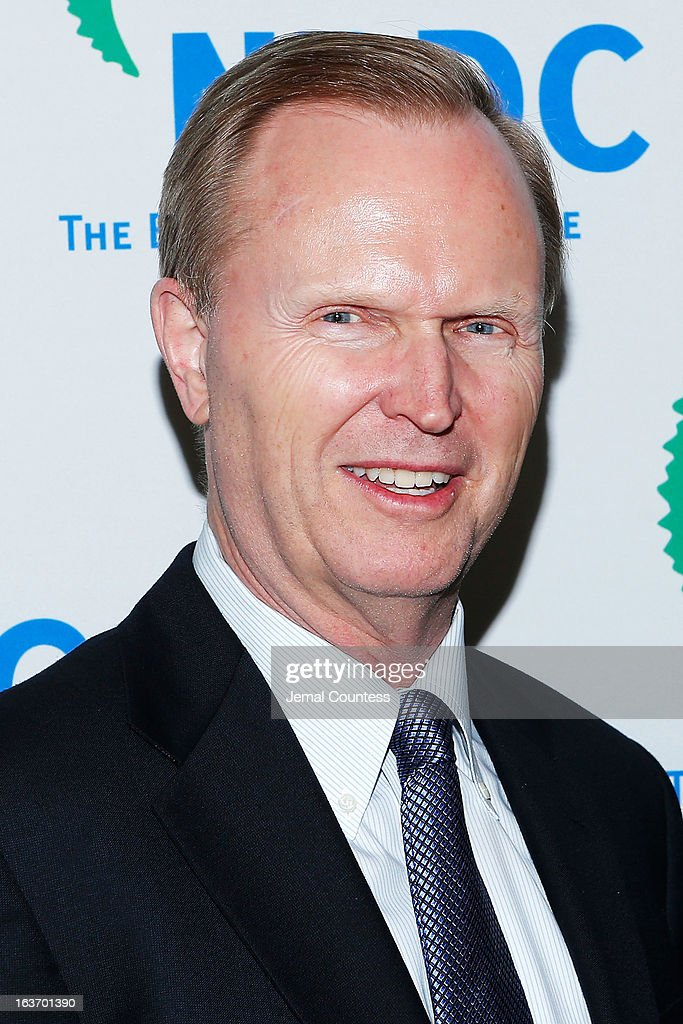 New York Giants President, CEO & co-owner John Mara attends the 2013 Natural Resources Defense Council Game Changer Awards at the Mandarin Oriental Hotel on March 14, 2013 in New York City.