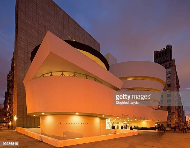 New York, Guggenheim Museum