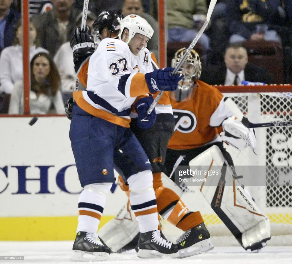New York Islanders vs Philadelphia Flyers - November 10, 2005