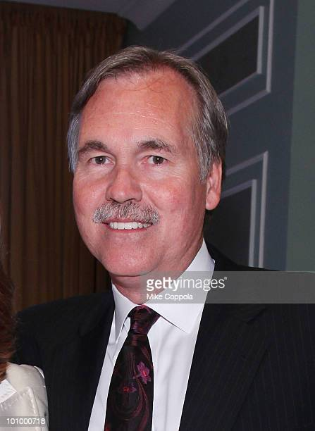 New York Knicks coach Mike D'Antoni attends NIAF Night in New York at the Hilton New York on May 26 2010 in New York City