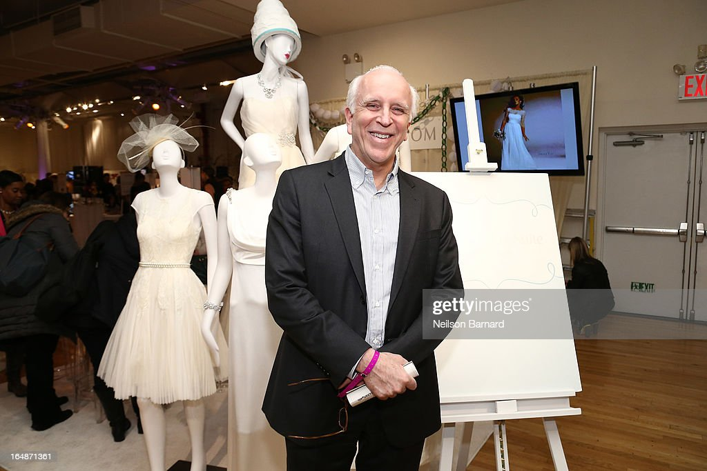 New York Magazine Publisher Larry Burstein attends the New York Magazine Weddings event at Metropolitan Pavilion on March 28, 2013 in New York City.