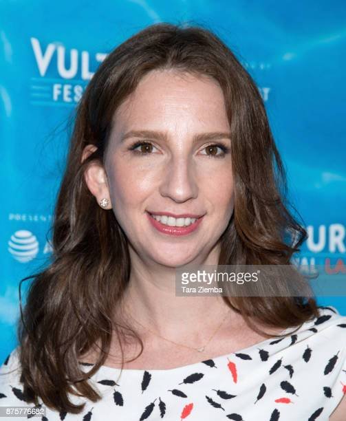 New York Media CEO Pam Wasserstein attends the Vulture Festival Los Angeles KickOff Party at Hollywood Roosevelt Hotel on November 17 2017 in...