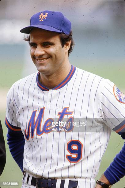 New York Mets manager Joe Torre looks on before a 1978 season game Torre managed the Mets from 197781