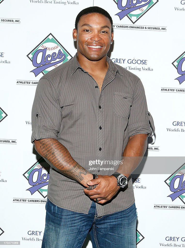 New York Mets Marlon Byrd attends ACES Annual All Star Party at Marquee on July 14, 2013 in New York City.