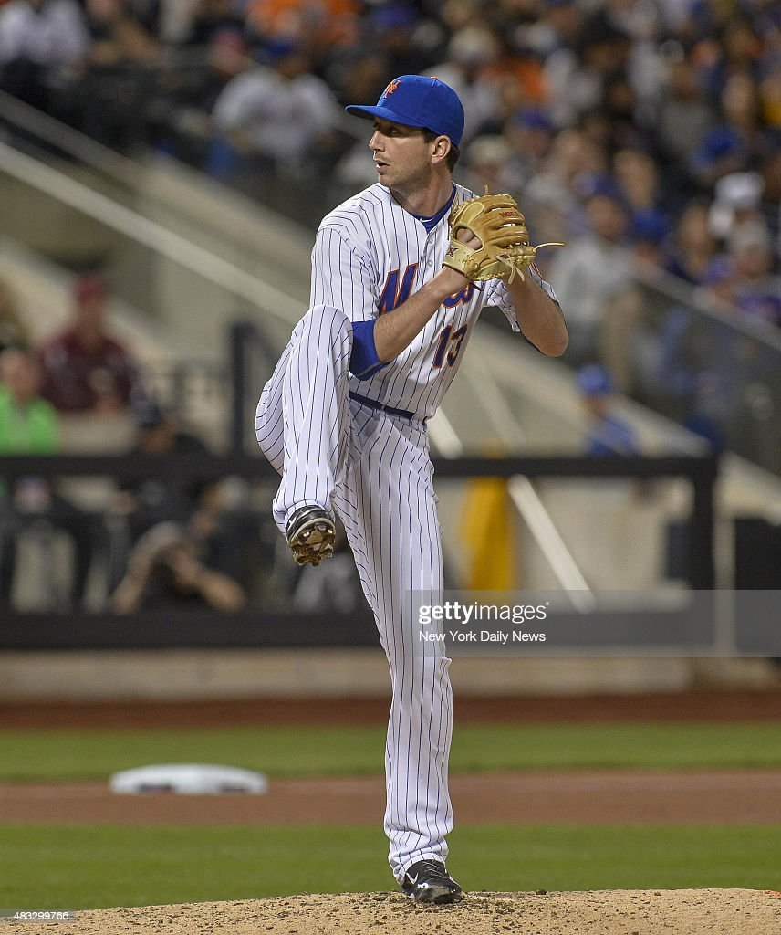 New York Mets relief pitcher Jerry Blevins New York Mets vs Miami Marlins Friday @ Citi Field Friday April 17 2015 in Queens