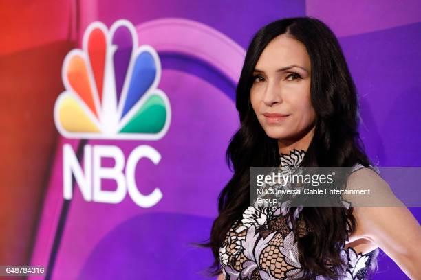 New York Midseason Press Day March 2017 Pictured Famke Janssen 'The Blacklist Redemption' on NBC