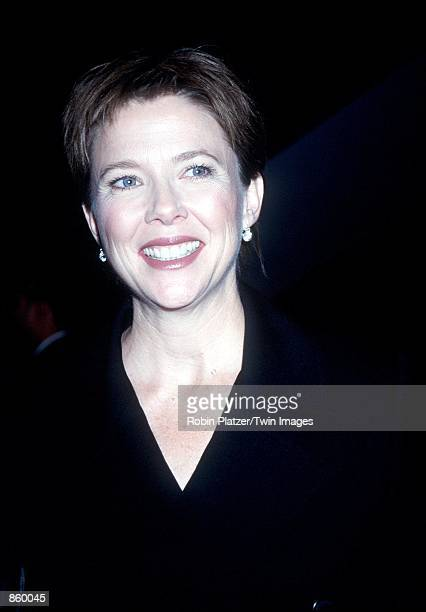 New York NY Annette Bening at the 16th Annual Night of Stars an Oscarworthy evening honoring Hollywood stars designers and makeup artists who made...