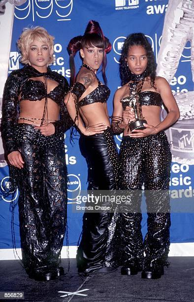 New York NY TLC at the MTV Video Music Awards Photo by Brenda Chase/Online USA Inc