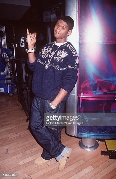 New York Ny Usher At The MTV Celebrity Dream Date