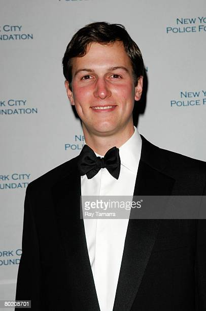 New York Observer owner Jared Kushner attends the New York City Police Foundation's 30th Annual Gala at the Waldorf Astoria Hotel's Grand Ballroom...