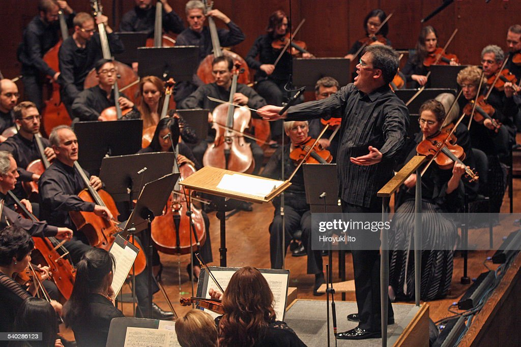 New York Philharmonic and Silk Road Ensemble with YoYo Ma performing at Avery Fisher Hall on Thursday night February 19 2015This imageAlan Gilbert...