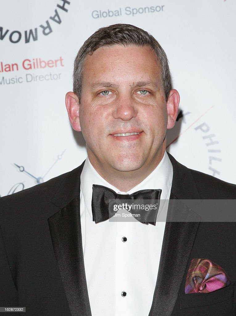 New York Philharmonic Executive Director Matthew VanBesien attends the New York Philharmonic 171st Season Opening Night Gala at Avery Fisher Hall at Lincoln Center for the Performing Arts on September 27, 2012 in New York City.