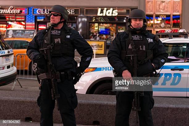 Departamento de policía de nueva York