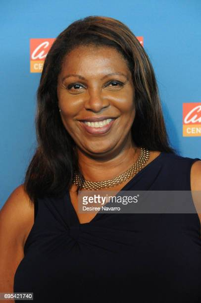 New York Public Advocate Letitia James attends the 2017 Anne Frank Center Honors Gala at 4 World Trade Center on June 12 2017 in New York City