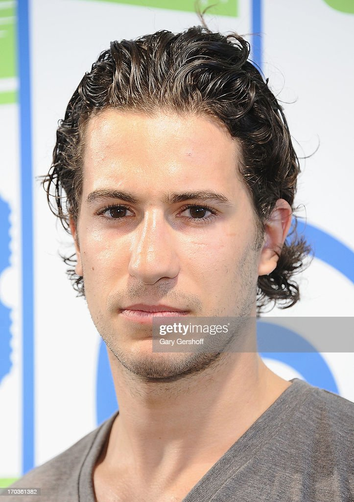 New York Ranger Michael Del Zotto attends the 3rd Annual Summer Party On The Highline on June 11, 2013 in New York City.