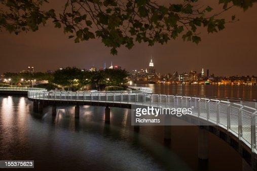 Nova York Skyline de N. Jersey