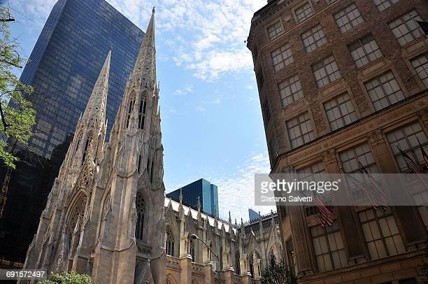 New York, St. Patrick church