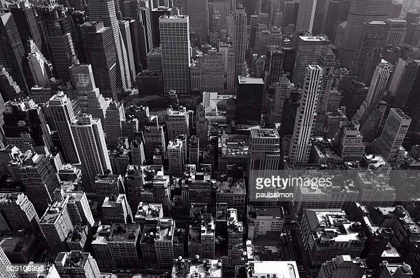 USA, New York State, Aerial View of New York City