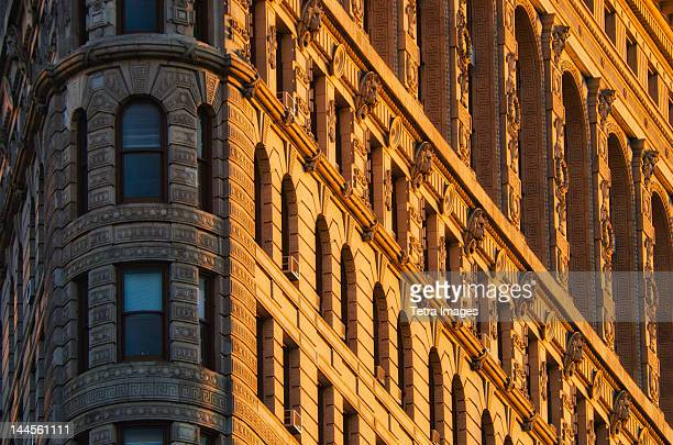 USA, New York State, New York City, Flatiron Building