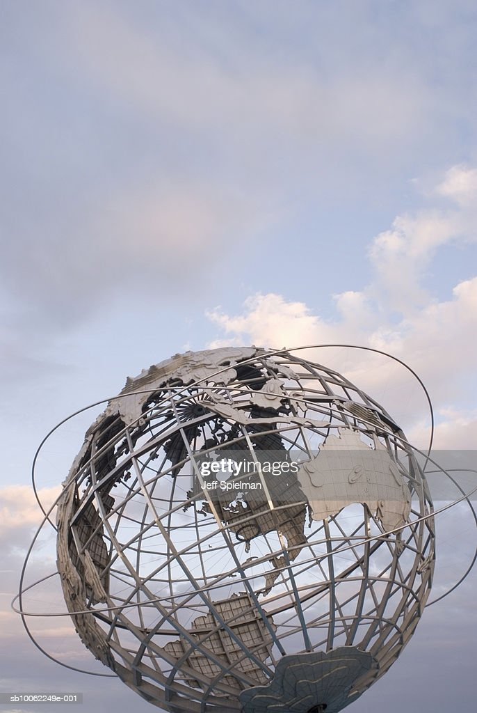 USA, New York State, New York City, Queens, The Unisphere