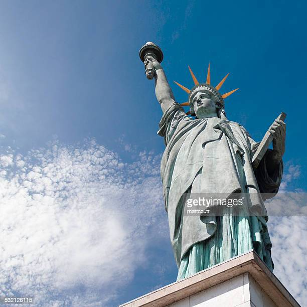 USA, New York State, New York City, Statue of Liberty