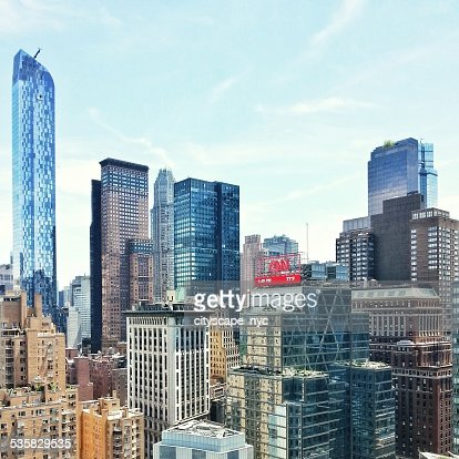 USA, New York State, New York City, View of cityscape