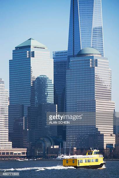 USA, New York State, New York City, View of Manhattan